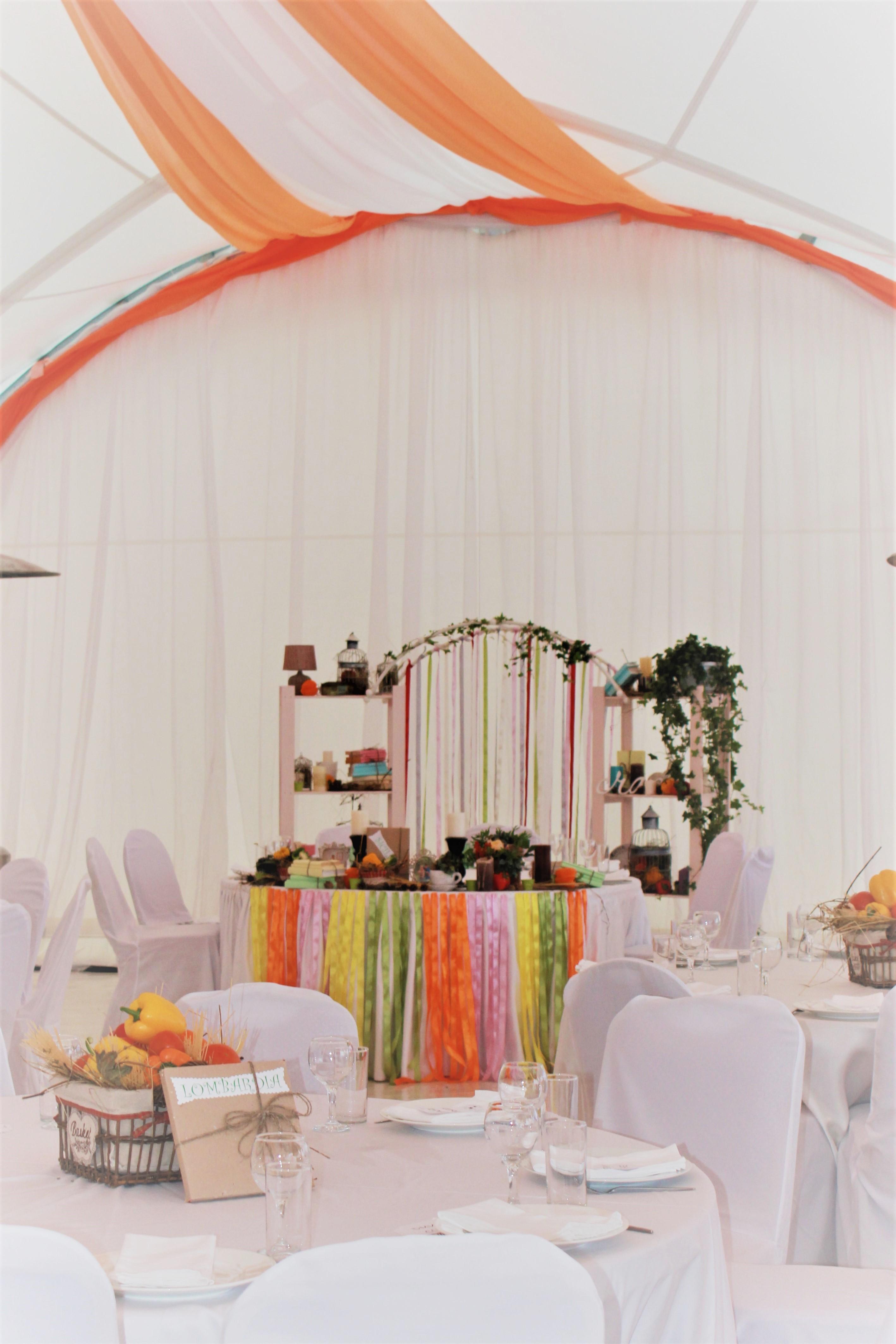 Итальянская свадьба в  Cote'Azur