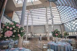 Декор Свадьбы ресторан Сорока