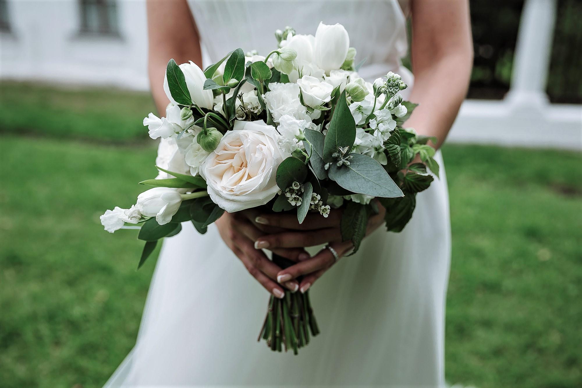 Букет невесты Зеленоград