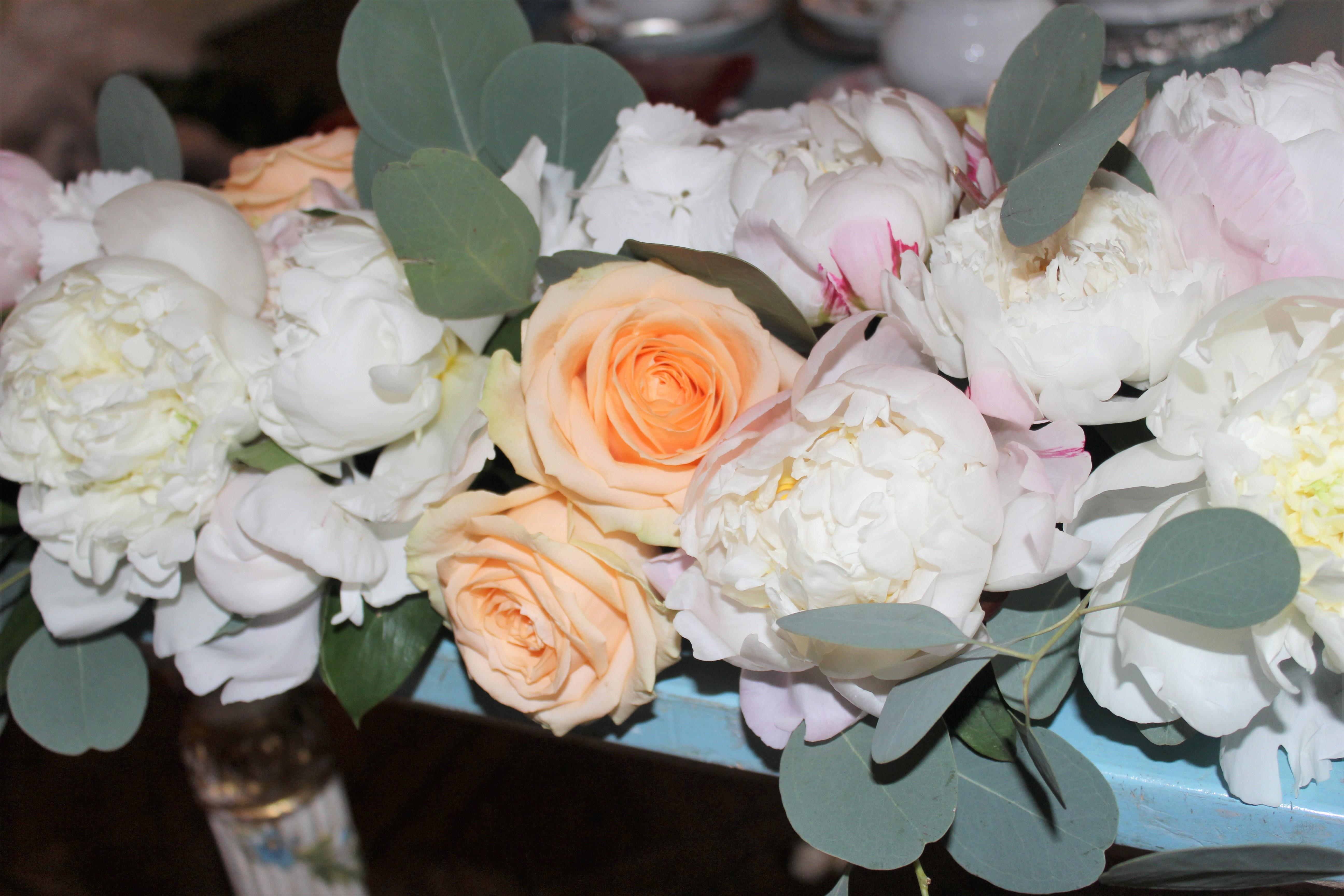 Цветы на свадьбе в Москве