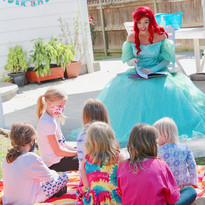 Storytime with the Mermaid Princess