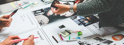 personas diseñando