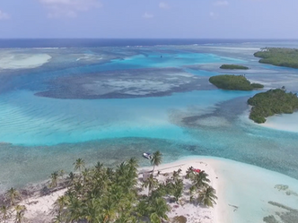 Dutch Cays, San Blas, Paradise within Paradise: