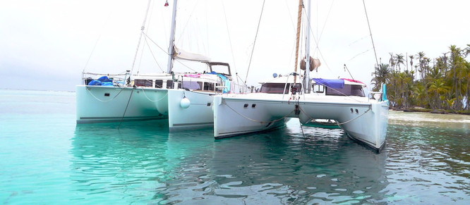 5 advantages of choosing a flotilla sailing holiday in the Caribbean