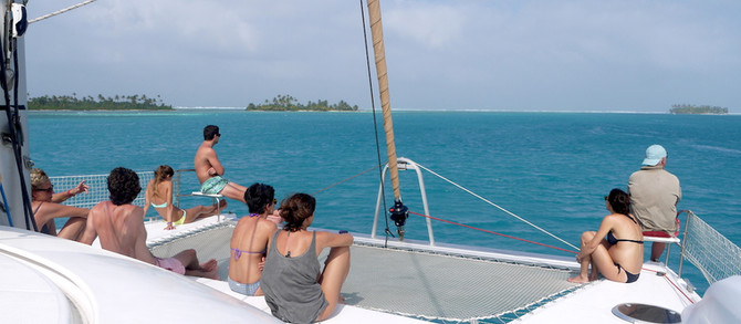 San Blas Sailing Trips From Panama City