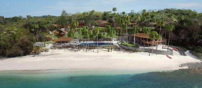 Las Perlas or San Blas sailing vacations: accommodation in Panama