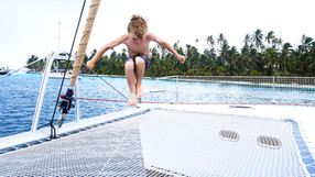 5 Reasons for Sailing San Blas With Kids
