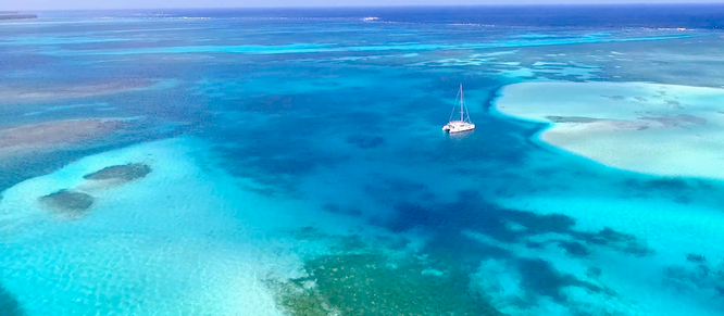 Bvi crewed catamaran charter or San Blas crewed catamaran charter, you choose