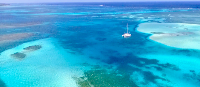 Bvi crewed catamaran charter or San Blas crewed catamaran charter, you choose