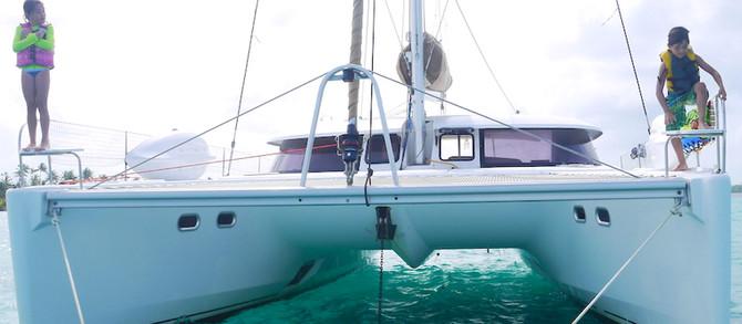 Long-Term Catamaran Charter In The Caribbean