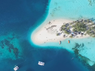 What is the best itinerary for sailing the San Blas islands on a catamaran?