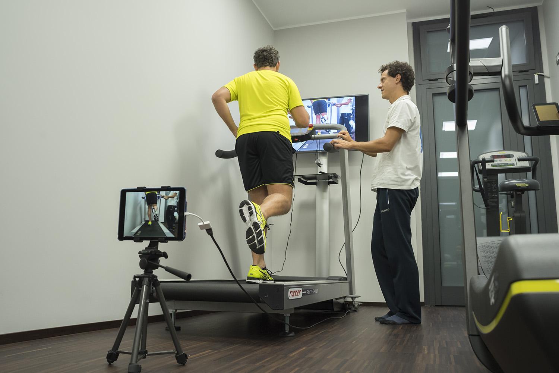 Training della corsa