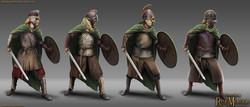 Rohan Sword Thegns