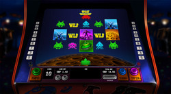 Space Invaders Main Game