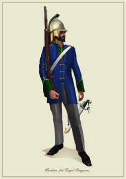 Nordian 3rd Royal Dragoon