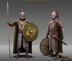 Rohan Eorl Guard