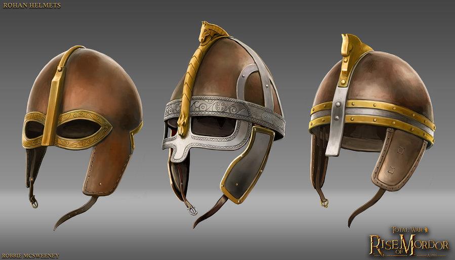 Rohan Helmets