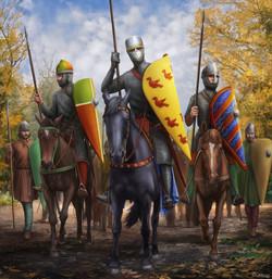 12th Century Knights