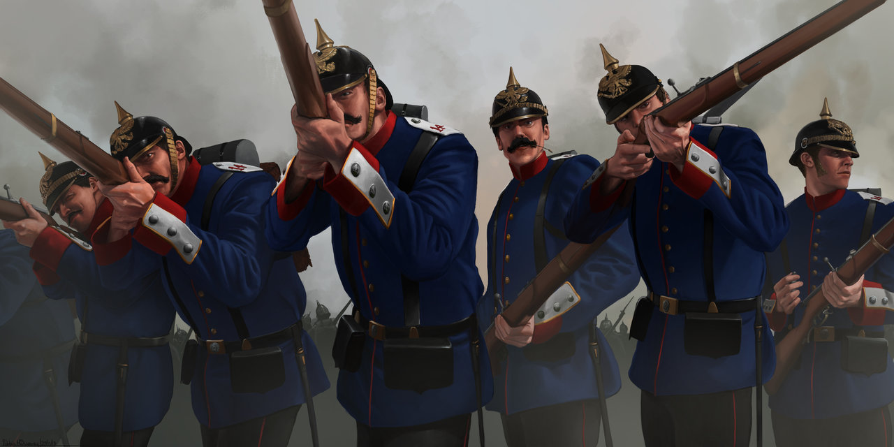 Prussian Line Infantry