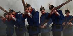 Prussian Line Infantry