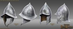Pelargir helmet ideas