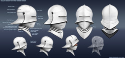 First Order Knight - Sallet