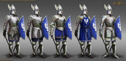 Knights of the Silver Swan