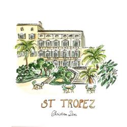 Dior in St Tropez