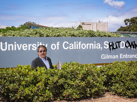 UCSD to Shut Down Over Parking