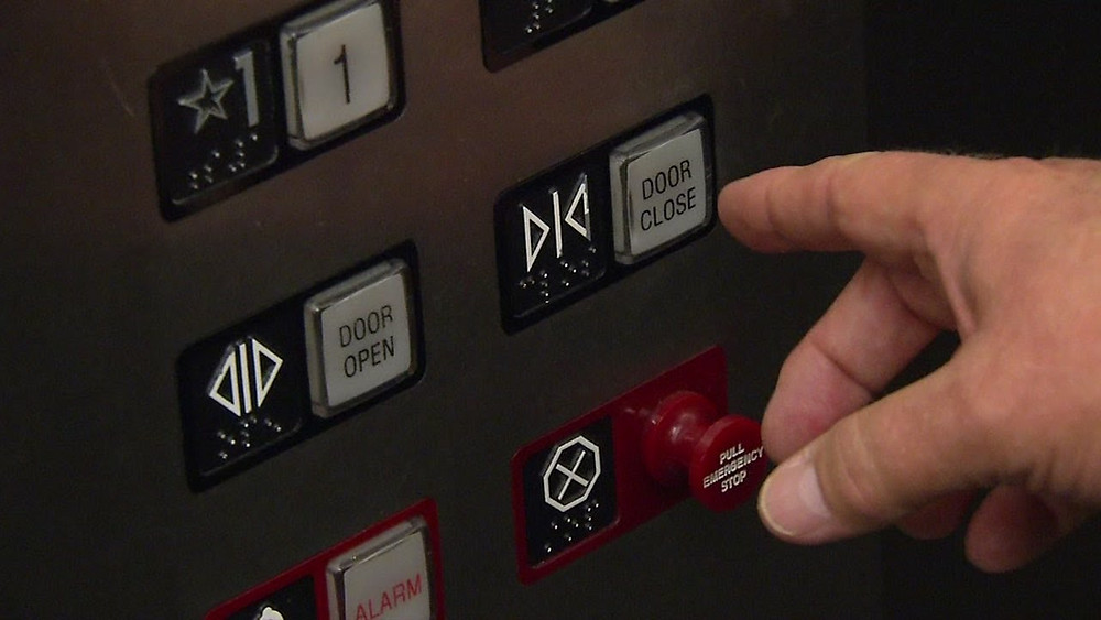 Image result for elevator close open buttons