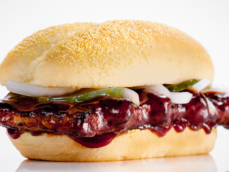 It doesn't matter whether or not the McRib is back.