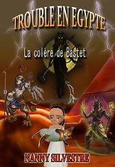 Roman Fantasy enquêtes enigmes Trouble en Egypte - Nanny Silvestre