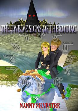 Roman aventure fantasy créatures zodiaque