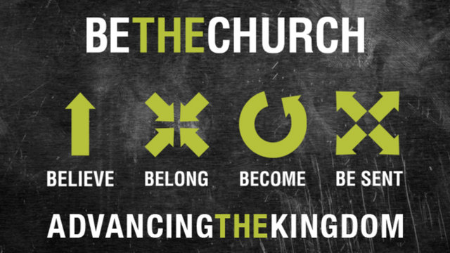 be-the-church