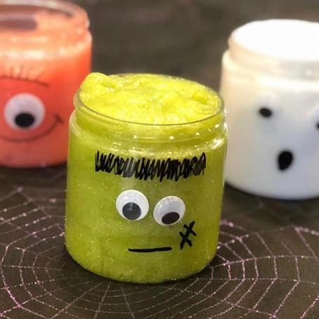 Halloween Slime!