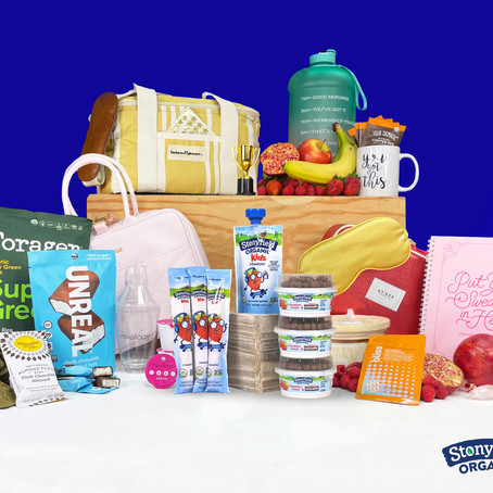 Stonyfield Introduces a Lunchbox for Parents: Breakboxes