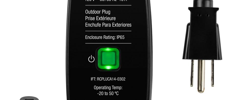 Lutron Announces NEW Caséta Outdoor Smart Plug