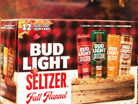 Bud Light Seltzer: Fall Flannel Variety Pack