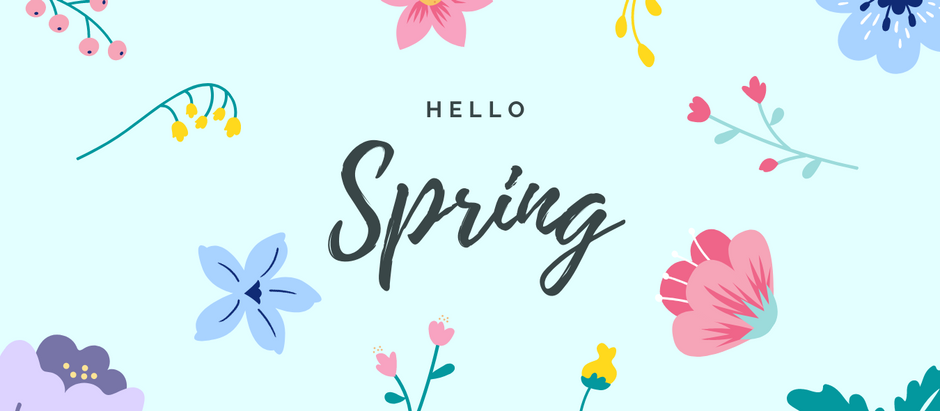 Spring Beauty Finds!
