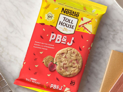New 2021 Flavors: Nestle Toll House