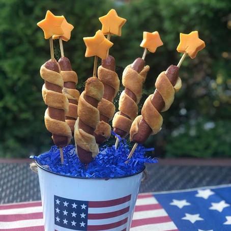 Firecracker Hot Dogs