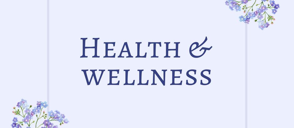 Health & Wellness Finds!