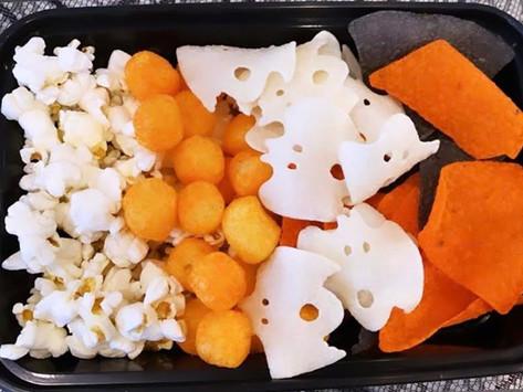 Halloween Bento Boxes - 4 Ways!