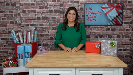 Scotch Holiday Gift Wrapping Dedicated T