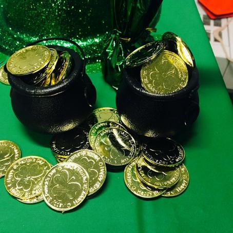 Pot Of Gold Decor