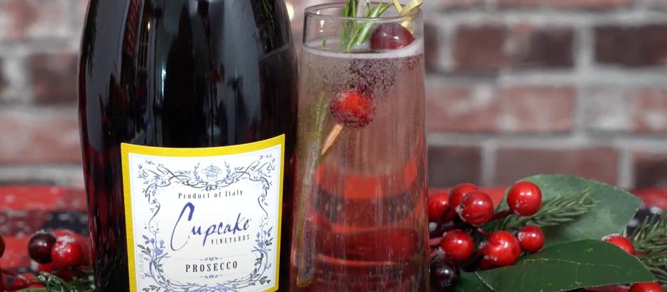 Holiday Berry Spritz