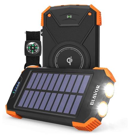 Solar Powered Technology