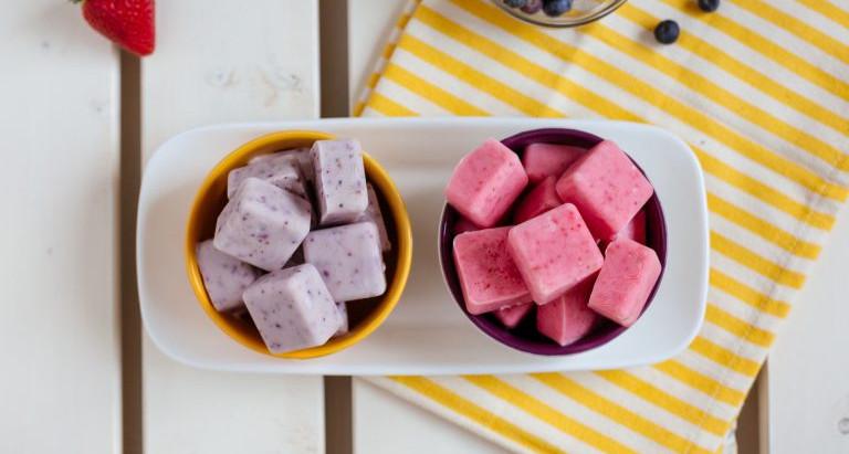 Healthy Spring Desserts