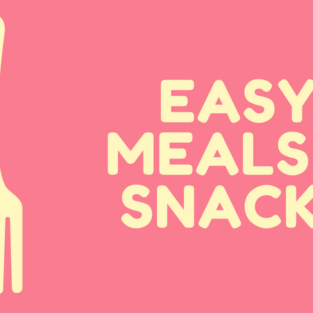 Great Day Connecticut: Easy Meals & Snacks!
