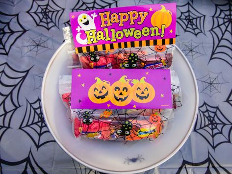 Individual Portion Food & Fun Ideas For Halloween!